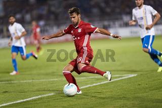 DFB-Pokal: FC Carl Zeiss Jena - Bayern München