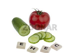 Symbolbild EHEC Erkrankung