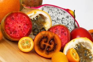 exotische Fruechte