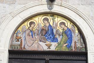 Budva, Kirche Heiligen Dreifaltigkeit, Montenegro