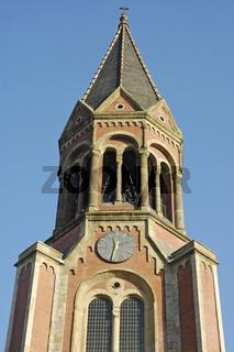 Belfry of the Kreuzeskirche