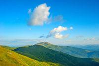 Majestic Carpathians mountains