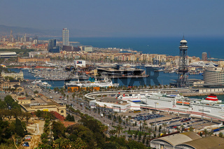 Barcelona Habor