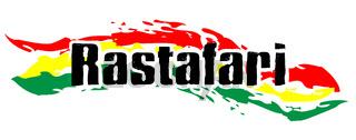 Rastafari Flag - red yellow green 02