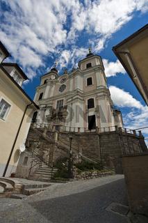 Basilika am Sonntagsberg, Mostviertel, Niederöstereich, Österreich, Europa - basilica on the Sonntagsberg, Mostviertel Region, Lower Austria, Austria, Europe