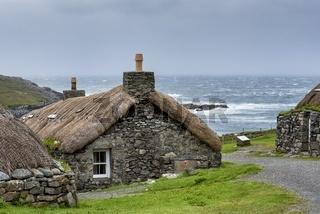 Gearrannan Black House Village, Isle of Lewis