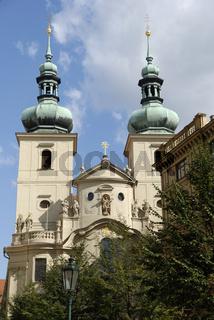 St.Gallus Kirche , Prag