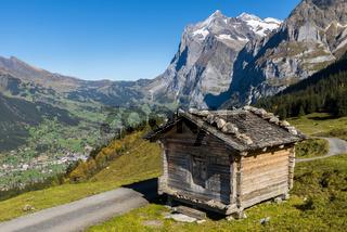 Cabin Grindelwald Wetterhorn