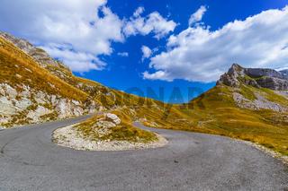 National mountains park Durmitor - Montenegro
