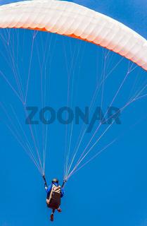 Paragliding in Südafrika