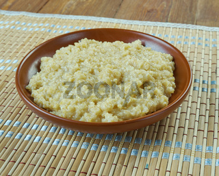Harees - Middle Eastern dish