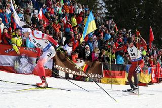IBU Biathlon WM Hochfilzen 2017 - Verfolgung Herren