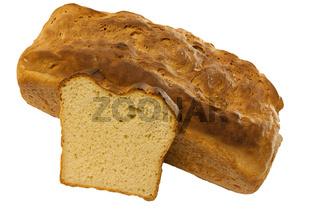 Brot frisch gebacken