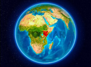 Kenya on Earth