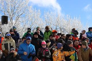FIS Weltcup Snowboard SBX Feldberg - Samstag
