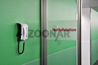 Notfallstation