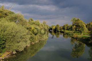 Altrhein bei Erfelden