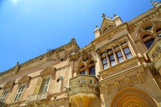 Historic Architecture in Mdina