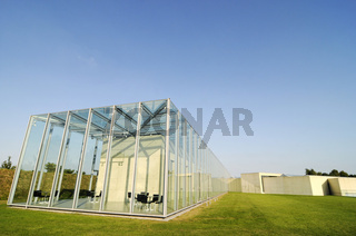 Glaskonstruktion