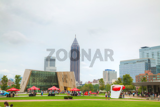 World of Coca-Cola in Centennial Olympic park
