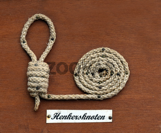 Henkersknoten, Seemannsknoten