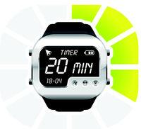 digital watch timer 20 minutes