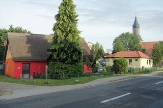 Ortsbild von Kröslin