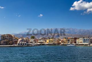 Hafen von Chania, Kreta