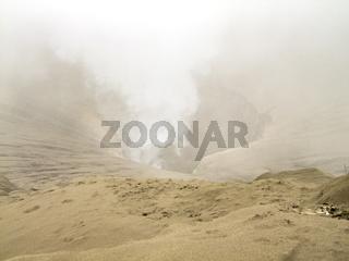 Mount Bromo in Java