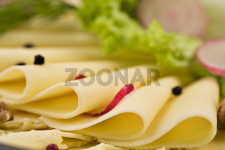 Käseplatte / cheese platter
