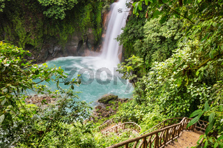 Waterfall in Costa Rica