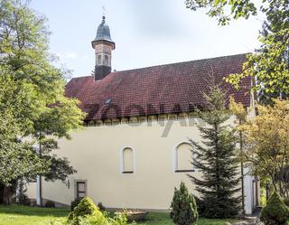 Spitalkirche in Engen, Baden-Württemberg