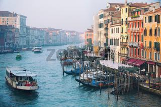 Morning Venezia