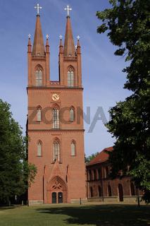 Doppelturm Klosterkirche Dobbertin