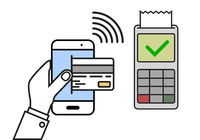 Mobile Payment accepted