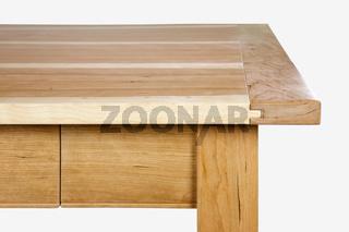 Tischkante