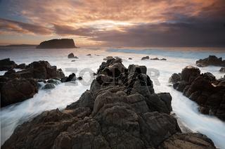 Minnamurra and Stack Island