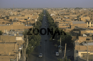 Oasenstadt Yazd, Iran