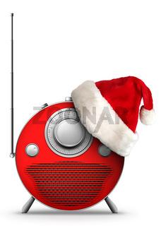 New Year and Christmas Radio