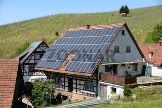 Häuser bei Oberkirch