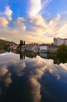 Cityscape of Trebinje - Bosnia and Herzegovina