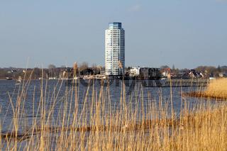 Wikingturm Schleswig. Deutschland