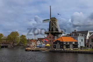 Haarlem cityscape - Netherlands