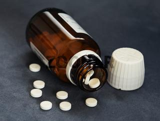 Tabletten; Medizin;