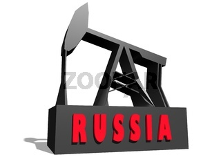 Oil pump and Russia crude oil name