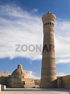 Po-i-Kalyan minaret, Bukhara, Uzbekistan