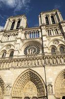 Notre-Dame in Paris Frankreich