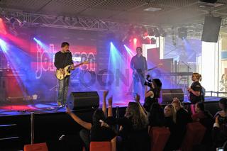 Live Musik auf der Internationalen Funkausstellung IFA in Berlin