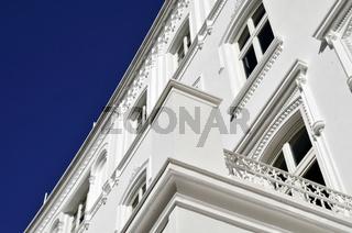 Fassade neoklassizistisch