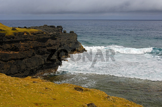 Der weinende Felsen, Souillac, Mauritius